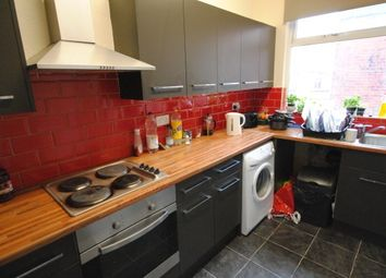 Thumbnail 8 bed terraced house to rent in Rokerby Gardens, Headingley