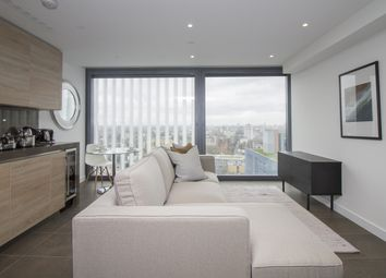 Thumbnail 1 bed flat to rent in Lexicon, City Road, Islington
