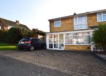 Thumbnail 3 bed semi-detached house for sale in Azalea Drive, Swanley, Kent