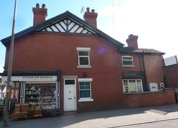 Thumbnail 2 bed flat to rent in The Flat, 111 Smithfield Road, Uttoxeter
