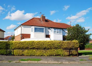 Thumbnail 2 bed semi-detached house for sale in George Avenue, Skegness