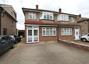 Thumbnail 4 bed semi-detached house for sale in Park Road, Enfield, Middlesex
