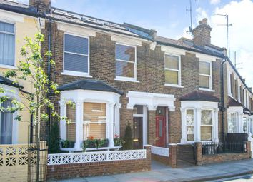 Thumbnail 4 bed terraced house for sale in Yeldham Road, London