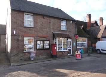 Retail premises for sale in The Green, Aldbury, Tring, Hertfordshire HP23
