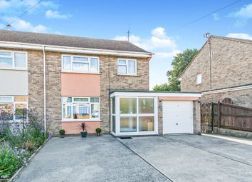 Thumbnail 3 bed detached house for sale in Clayton Road, Ramsey, Harwich