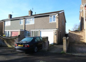 Thumbnail 3 bed semi-detached house for sale in Alameda Way, Purbrook, Waterlooville