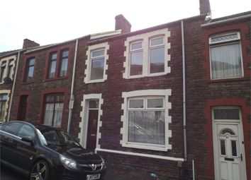 Thumbnail 3 bed terraced house to rent in Caradog Street, Port Talbot, West Glamorgan