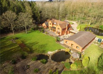 Thumbnail 5 bedroom detached house for sale in The Retreat, Bartles Wood