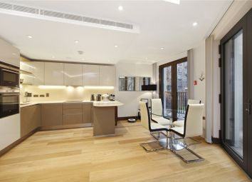 Thumbnail 2 bed flat for sale in St Dunstans House, Fetter Lane, London