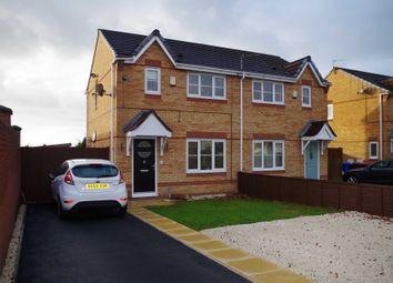 Thumbnail 3 bed semi-detached house for sale in Wildbrook Grove, Little Hulton, Manchester