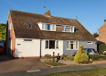 New Road, Trimley St. Mary, Felixstowe IP11. 3 bed semi-detached house for sale
