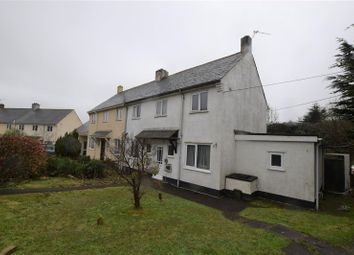 Thumbnail 3 bedroom semi-detached house for sale in Moorfield, Lifton