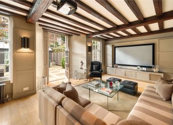 Thumbnail 5 bedroom terraced house for sale in The Vale, Chelsea, London