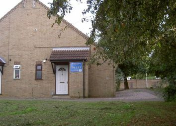 Thumbnail 1 bedroom property to rent in Prospero Close, Peterborough