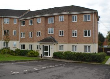 Thumbnail 2 bedroom flat for sale in Saxon Court, Thatcham