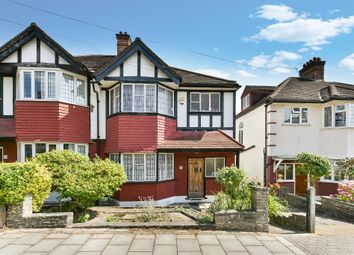 Thumbnail 3 bed semi-detached house for sale in Baldry Gardens, Streatham, London