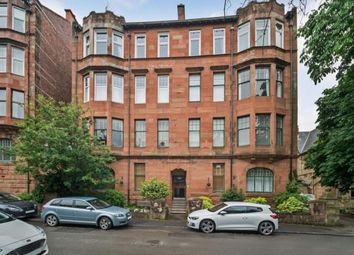 Thumbnail 2 bed flat for sale in Camphill Avenue, Glasgow, Lanarkshire