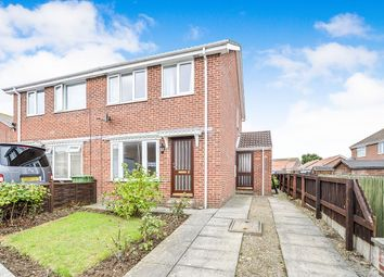 Thumbnail 3 bed semi-detached house to rent in Mount Farm Close, Whitby