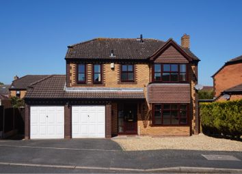 Thumbnail 4 bed detached house for sale in Dalby Close, Apley Telford