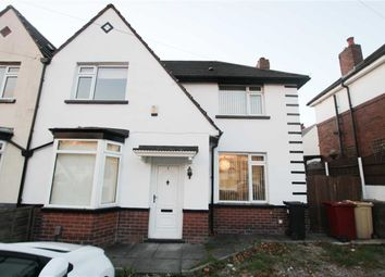 Thumbnail 3 bed semi-detached house for sale in Raikes Road, Darcy Lever, Bolton