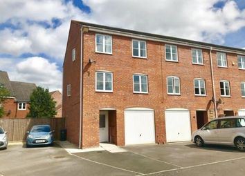 Thumbnail 4 bed end terrace house for sale in Duchess Close, Bridgwater