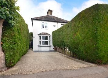 Thumbnail 3 bed semi-detached house for sale in Albert Road, Horley