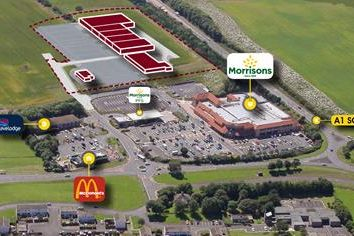 Thumbnail Retail premises to let in Retail Units At, Loaning Meadows Retail Park, Berwick Upon Tweed