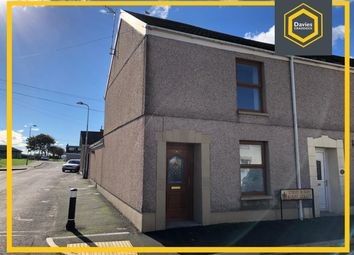 Thumbnail 2 bed end terrace house to rent in 38 Burry Street, Llanelli