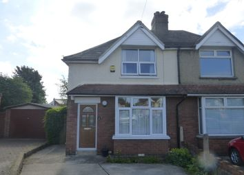 Thumbnail 2 bed semi-detached house for sale in Coniston Road, Longlevens, Gloucester