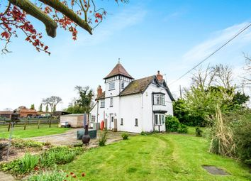 Thumbnail 4 bed detached house for sale in Marton Road, Sturton By Stow, Lincoln