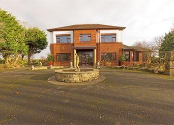 Thumbnail 4 bed detached house for sale in Carr Lane, Hambleton, Poulton-Le-Fylde, Lancashire