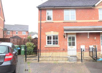 Thumbnail 2 bed semi-detached house for sale in Clos Afon Llwyd, Pontypool