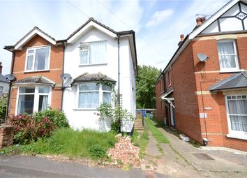 Thumbnail 3 bed semi-detached house for sale in Cargate Hill, Aldershot, Hampshire