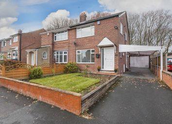 Thumbnail 3 bedroom semi-detached house for sale in Woodkirk Gardens, Dewsbury