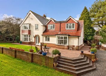 Thumbnail 4 bed detached house for sale in Spring Gardens, Washington, Pulborough