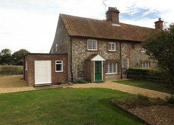 Thumbnail 2 bed cottage to rent in St. James Green, Castle Acre, King's Lynn