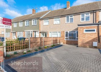 Thumbnail 3 bed terraced house to rent in Macers Lane, Broxbourne, Hertfordshire