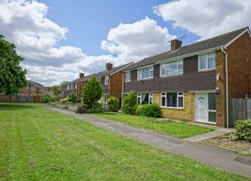 Thumbnail 3 bed semi-detached house for sale in Sweeting Avenue, Little Paxton, St. Neots