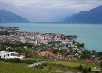 Thumbnail 3 bed apartment for sale in Chardonne, Switzerland