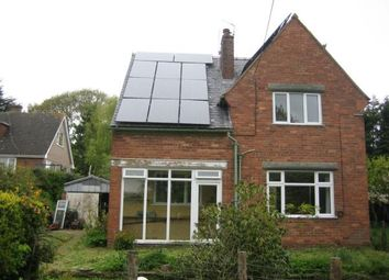 Thumbnail 3 bed detached house for sale in Pennant, Upper Downing Road, Whitford, Holywell, Clwyd