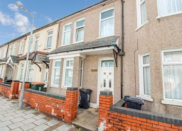 Thumbnail 3 bedroom terraced house for sale in Bishton Street, Newport