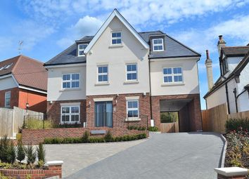 Thumbnail 2 bedroom flat for sale in High Street, Ongar