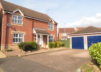 Thumbnail 4 bedroom detached house for sale in Ayre Way, King's Lynn