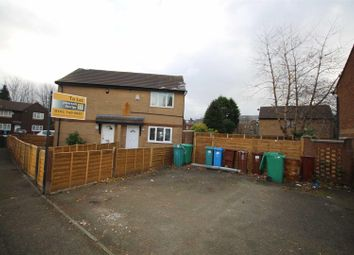 1 bed semi-detached house to rent in Abercarn Close, Manchester M8
