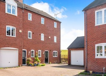 Thumbnail 4 bed semi-detached house for sale in Bridge Court, Woodseaves, Stafford