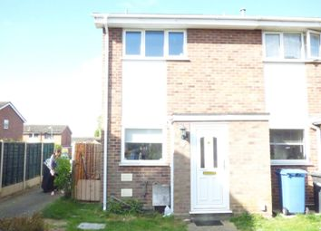 Thumbnail 2 bedroom end terrace house to rent in Kempson Drive, Great Cornard, Sudbury