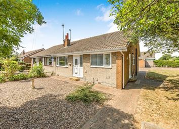 Thumbnail 3 bed bungalow for sale in Eden Drive, Askern, Doncaster