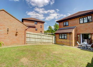 4 bed detached house for sale in Garthwaite Crescent, Shenley Brook End, Milton Keynes MK5