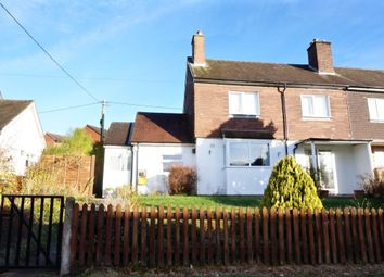 Thumbnail 3 bed semi-detached house for sale in Heol Bowys, Welshpool