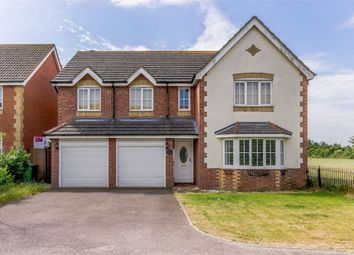 Thumbnail 5 bed detached house for sale in Lavender Drive, Southminster, Essex